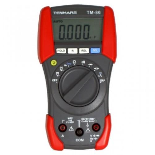 TM-86 Digital Multimeter Supplier Malaysia   Measurement