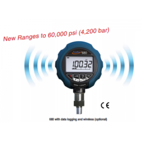 ADT680 / ADT680W Digital Pressure Gauges Supplier Malaysia | Singapore